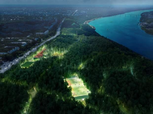 «Нас ожидает что-то грандиозное»: каким нижегородцы представляют парк «Швейцария» после благоустройства