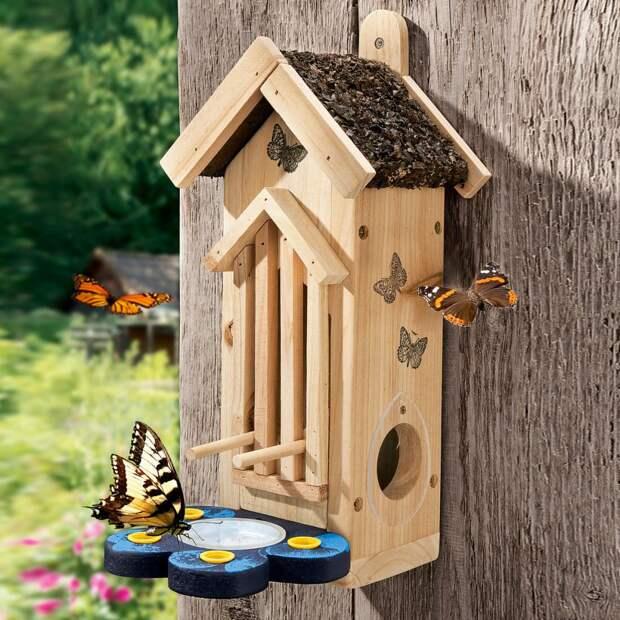 Картинки по запросу сделать дом для бабочек
