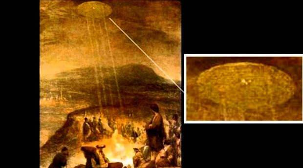 Античные доказательства существования инопланетян