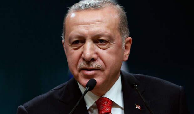 Эрдоган: Турция продолжит борьбу с«лживыми» обвинениями вгеноциде армян