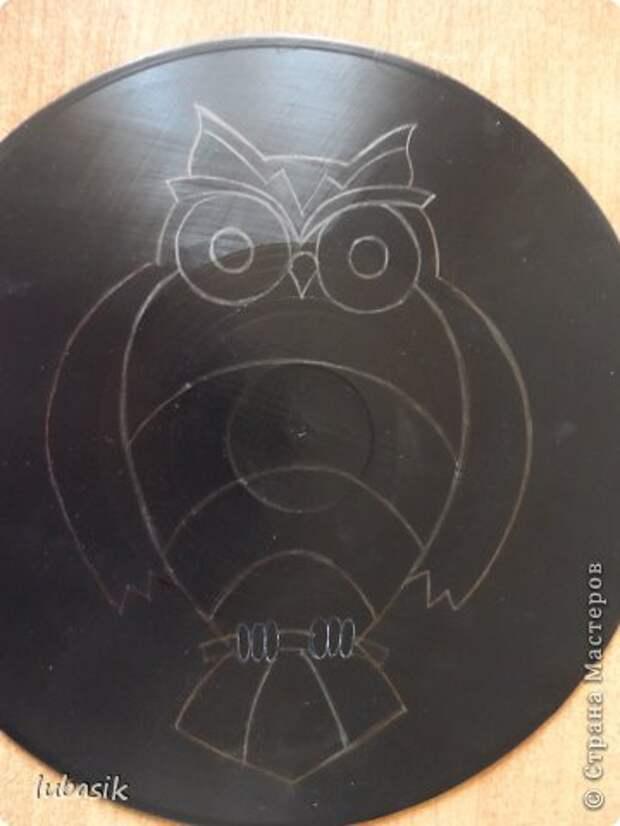 Декор предметов Мастер-класс Роспись Как я делала панно - по просьбам мастериц фото 14
