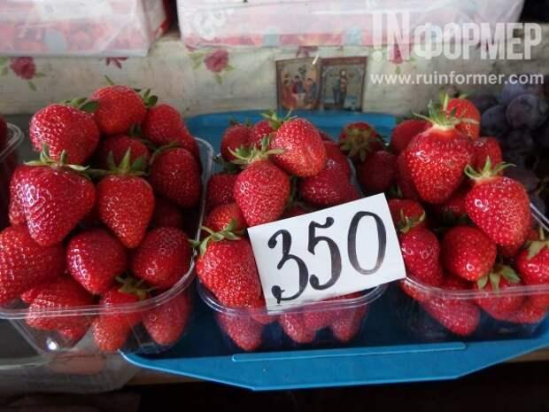 Сезон фруктовых коктейлей в Севастополе