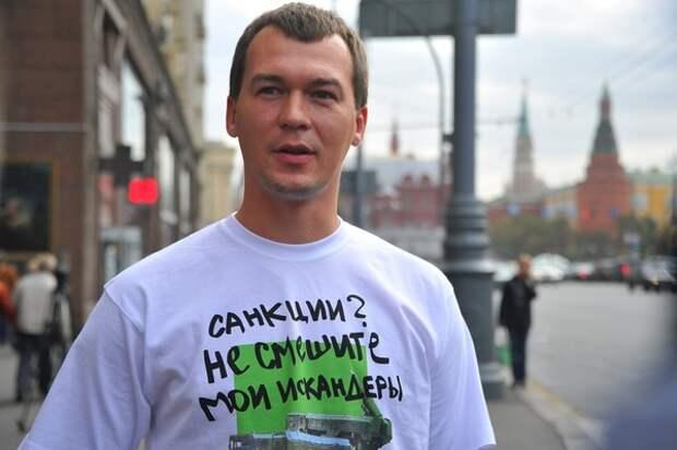 Первый блин Дягтерева в Хабаровске вышел комом