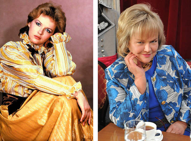 Тогда и сейчас: как изменились актрисы, ставшие cеkс-символами эпохи перестройки