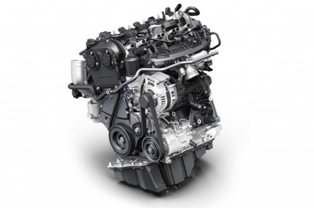 В Вене представили новый мотор Ауди 2.0 TFSI