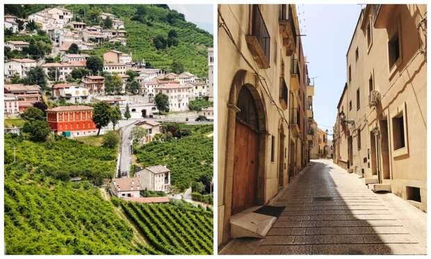 Дома поцене 1евро иденьги запереезд вдеревню: Италия идальше удивляет потрясающими предложениями