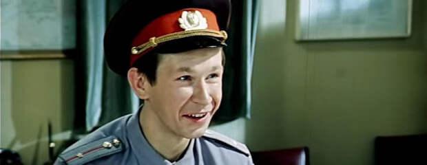 Андрей Гусев в фильме «Опасно для жизни» (1985)