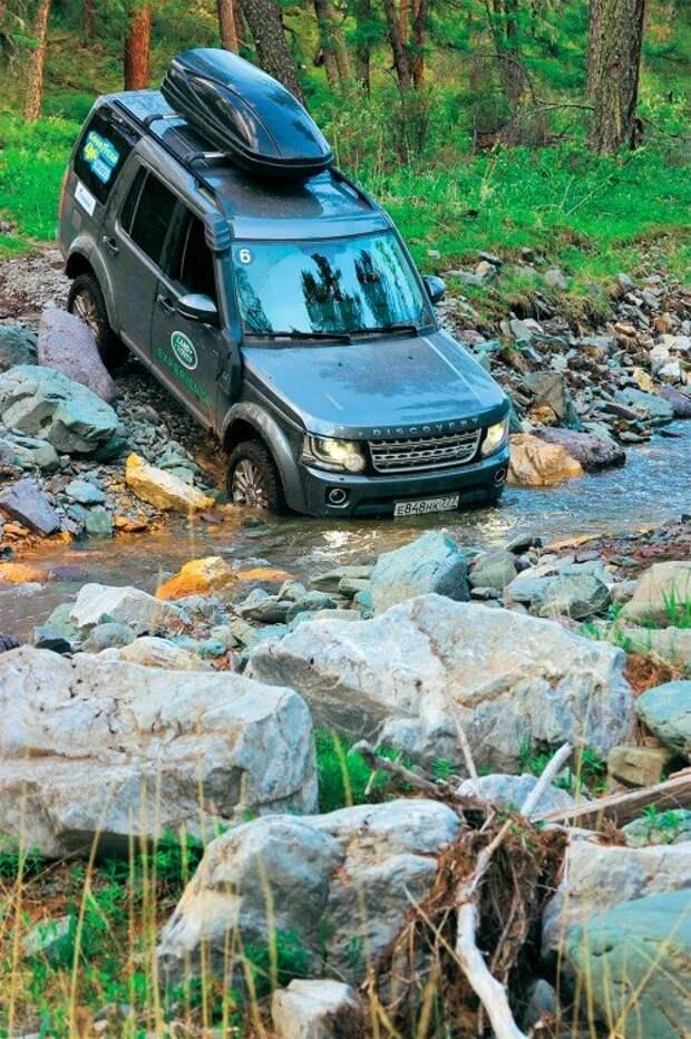 Дискобой № 13: на Land Rover Discovery по Тыве (ВИДЕО)