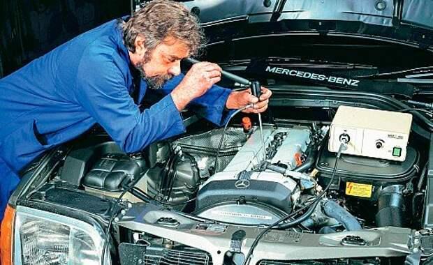 История болезни: как недорого проверить состояние двигателя