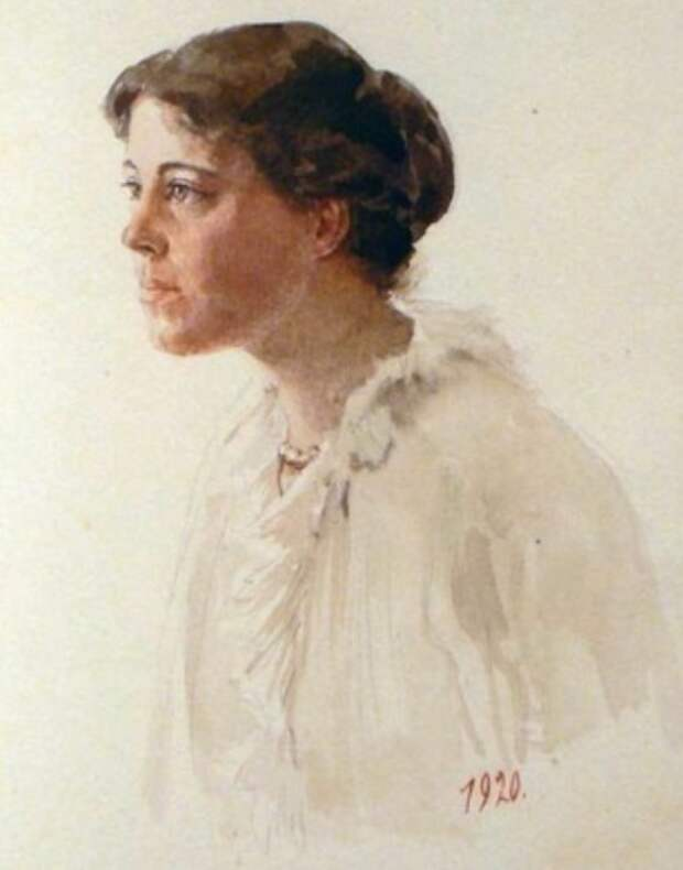Художница из царской семьи: Как сложилась судьба сестры Николая II в эмиграции