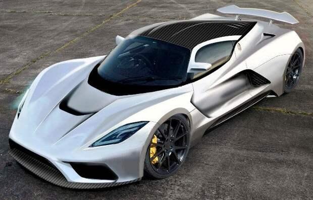 Самая дорогая машина в мире 2015, Hennessey Venom F5