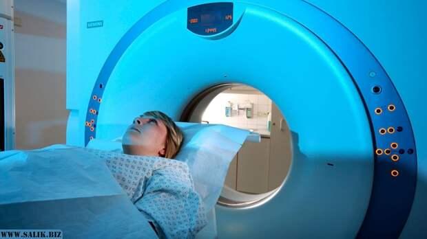 Компьютерная томография повышает риск развития рака головного мозга