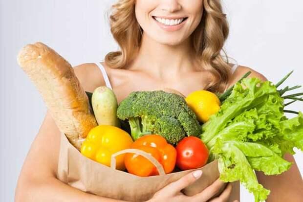 Вегетарианская диета для очищения кишечника