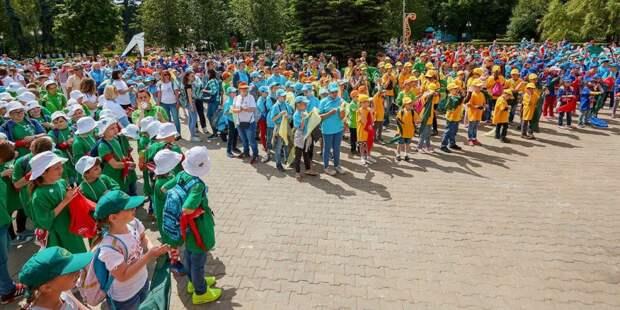 Собянин: С этого года проект «Московская смена» станет постоянным. Фото: mos.ru