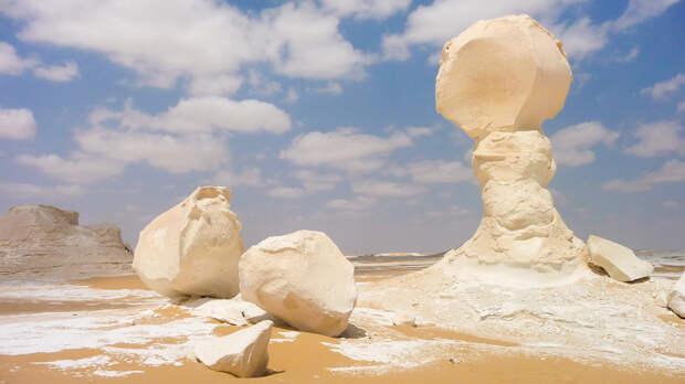 14 феноменальных геологических образований Земли