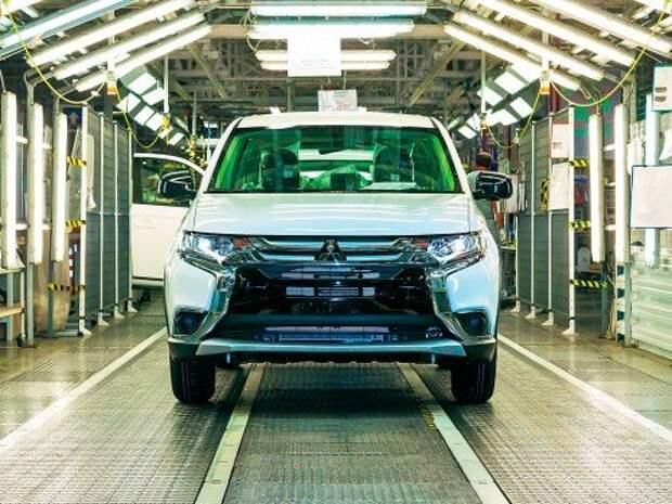 Завод Mitsubishi в Калуге: техника выживания