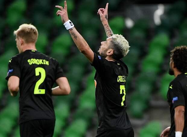 Первый раунд остался за «быками». «Краснодар» одержал волевую победу над греческим ПАОКом, но не обезопасил себя от неприятностей в ответном матче