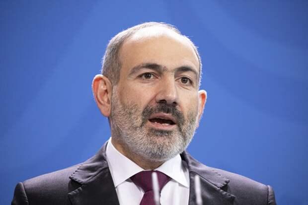Пашинян назвал катастрофой отказ от соглашений по Нагорному Карабаху