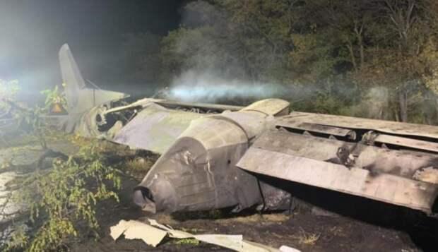 Украинским курсантам перед крушением Ан-26 предложили «бомбить Воронеж»