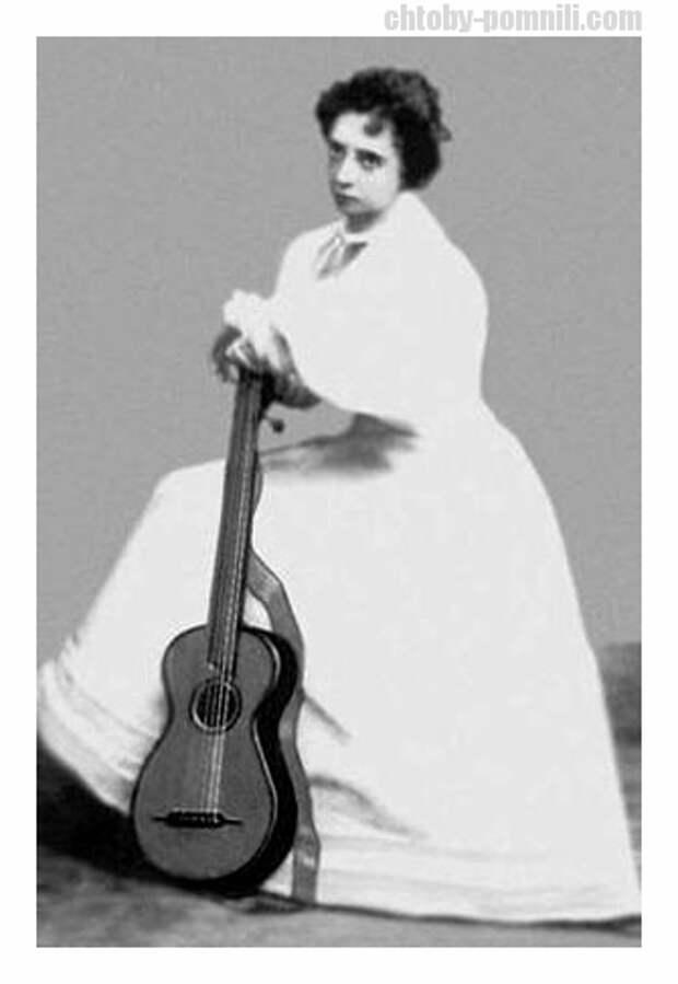 Вера Комиссаржевская — знаменитая русская актриса начала XX века.