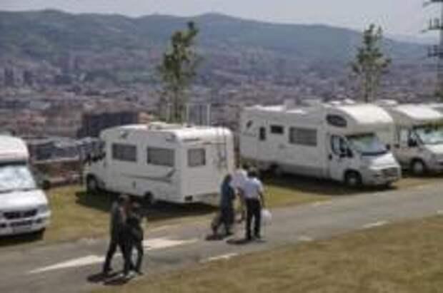 Испанцы отдают предпочтение автодомам