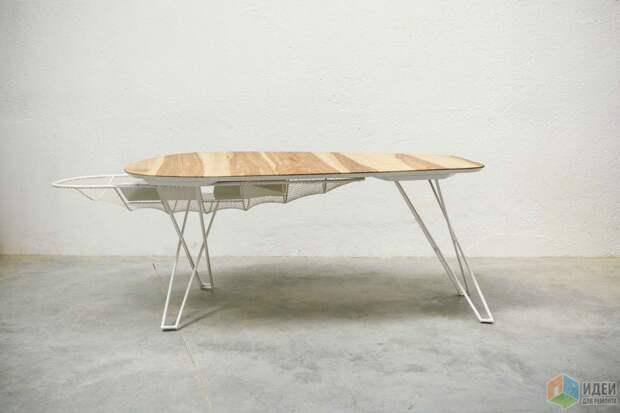 Необычный стол, дизайнерская мебель