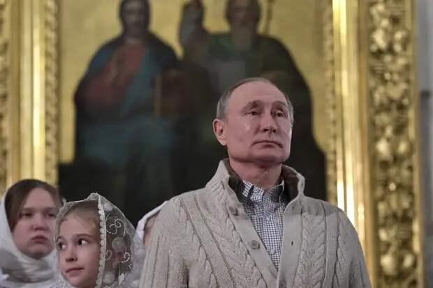 Песков развеял слухи о рождественской поездке Путина