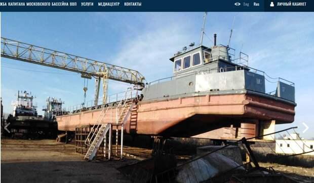 К навигации 2021 года на Канале имени Москвы подготовят около 200 судов