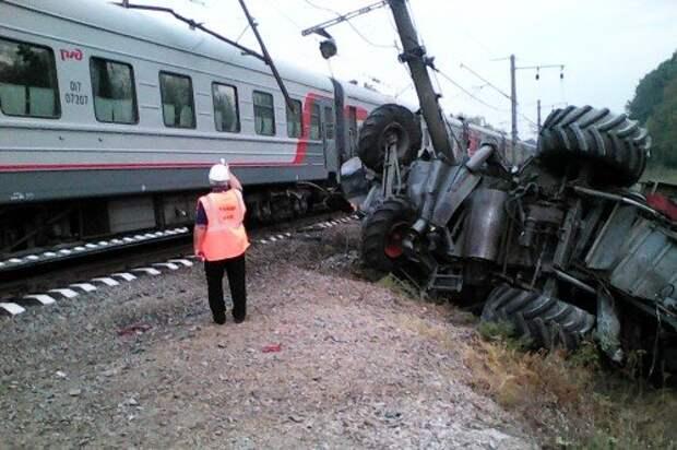 Штраф за нарушения ПДД на железной дороге могут повысить до 30 тысяч рублей
