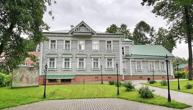 Музей народных промыслов Мытищ готовится к открытию
