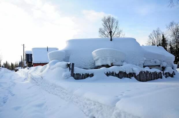 Вот что нужно сделать на участке после сильного снегопада