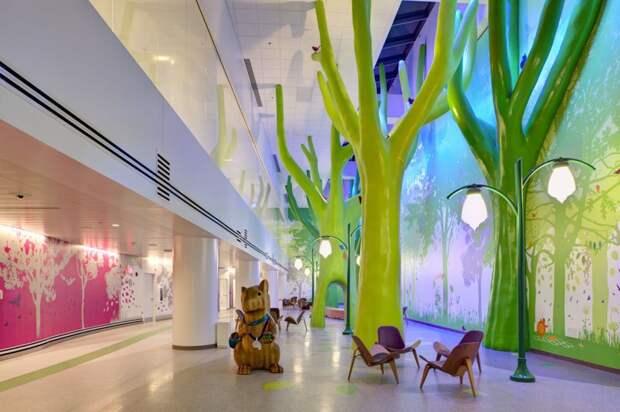 19. Nationwide Children's Hospital, Коламбус, Огайо. больницы, дети