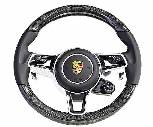 Porsche 911 Carrera: выход из атмосферы