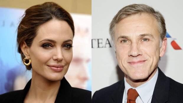 Анджелина Джоли и Кристоф Вальц сыграют бывших супругов
