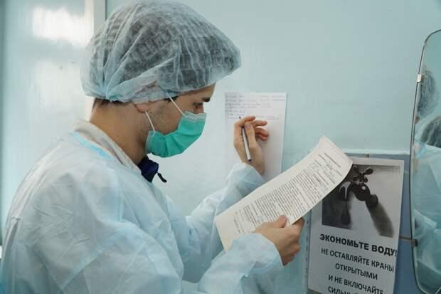 В Крыму за год снизилась заболеваемость туберкулезом среди детей