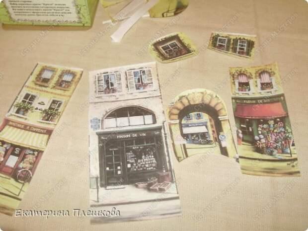 Декор предметов Мастер-класс 8 марта День рождения Декупаж МК Чайного домика Бумага Дерево Крупа фото 11