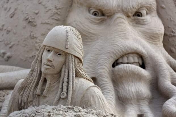 wpid festival pesochnoy skul ptury v anglii i 51 Фестиваль песочной скульптуры в Англии
