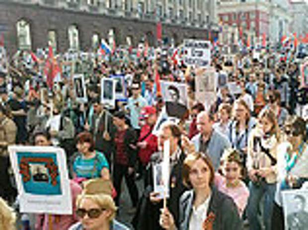 Генсек ООН отметил, что видел, как после Парада на улицах остались сотни тысяч людей