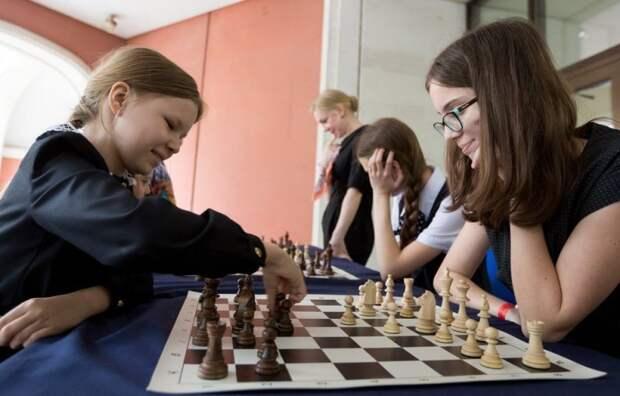 В Выхине-Жулебине сразятся в шахматы/Агентство «Москва»