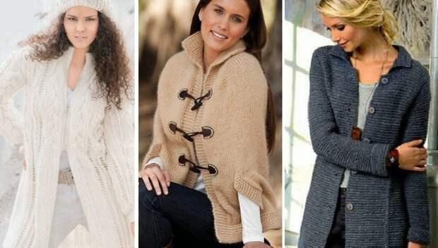 Осенняя безупречность: красивые пальто на осень. Модели и схемы