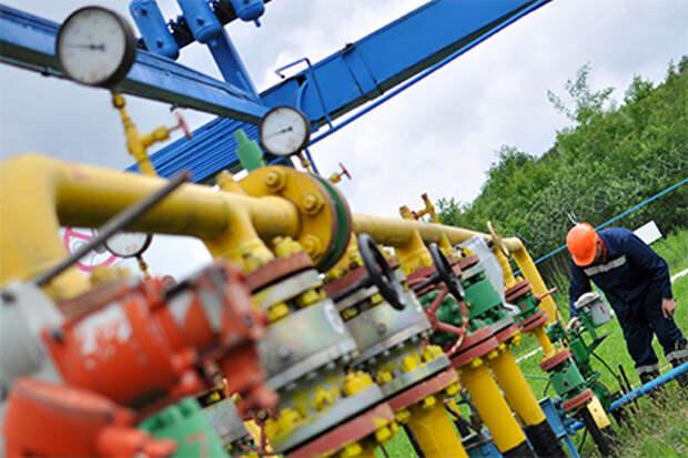Украина закачала в подземные хранилища 11 миллиардов кубометров газа
