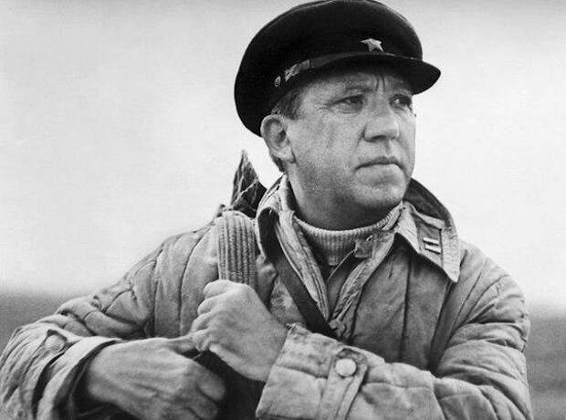 Воспоминания Юрия Никулина о войне.