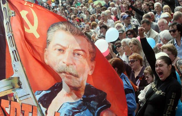 Уровень одобрения Сталина в России побил исторические рекорды