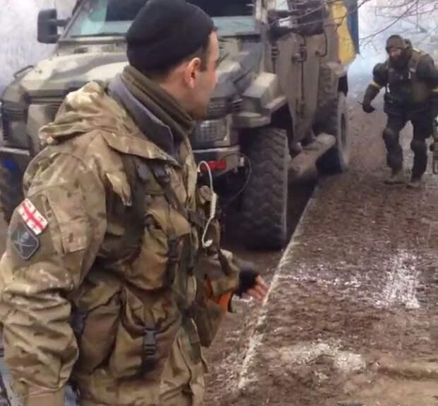 Украинские силовики жалуются, что они не понимают иностранных наёмников