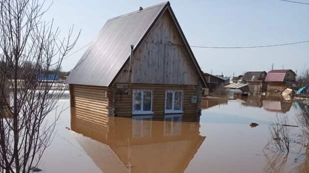 «Из дома рыбачить можно»: воткинцы о затоплении СНТ