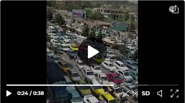 Кабул сдан. Что происходит сейчас в Афганистане