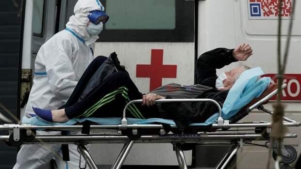 ВРоссии выявили 8 632 случая коронавируса засутки