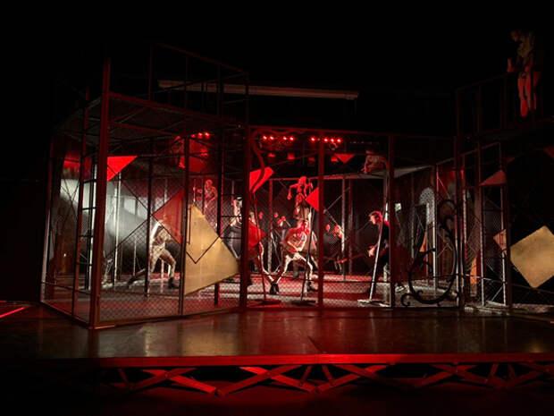 Детский музыкальный театр юного актера показал «Ромео и Джульетту»