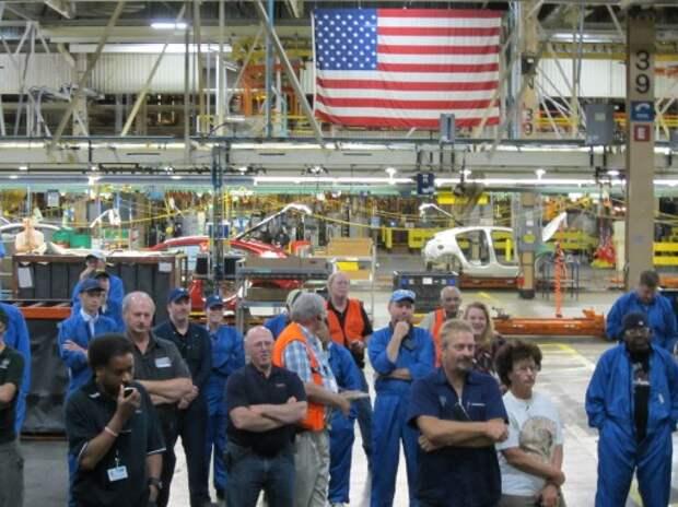 Ford и GM хотят создать низкооплачиваемые рабочие места