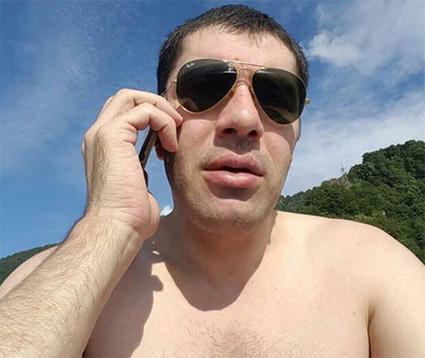 Вор в законе Джейран Кинцурашвили — Джейран Хонский